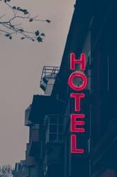 Kleines, günstiges Hotel