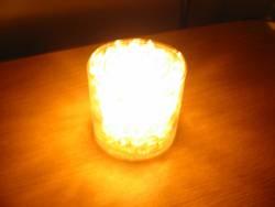 Blazing Candle