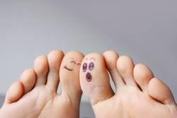 Fußvolk: Ich mag Dich!
