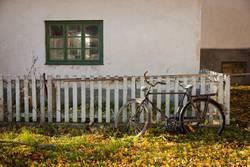 End of bicycle season