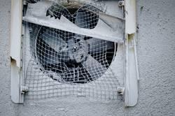 Ventilationsproblem