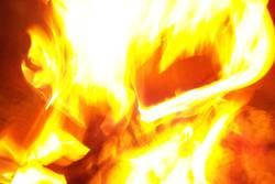 Mitten im Feuer