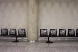 Sitzreihe unterbrochen