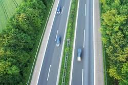 Autobahn und Schnelligkeit