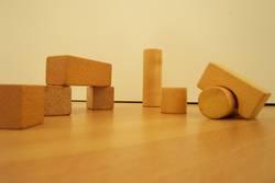 Holz auf Holz