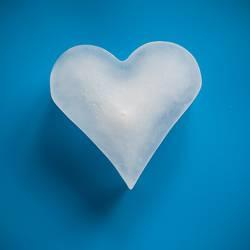 Herz auf Eis
