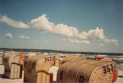 70er-Jahre-Strand