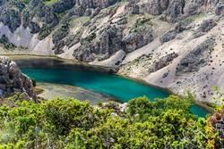 Zrmanja-Canyon in Kroatien (1)