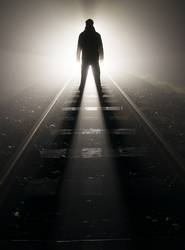 Widerstand #2   train tracks
