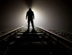 Widerstand   train tracks