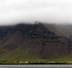 Berg hat Kopfschmerzen   Iceland