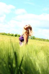Klingeling im Weizen