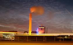 Schäfchenwolkenproduktionsanlage