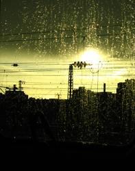 Sonnenregenbahn