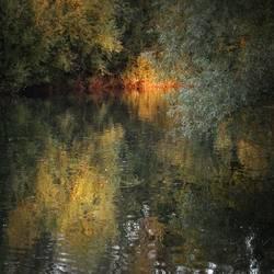 Loch Ness (gerade abgetaucht)