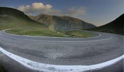 Roadtrip - Rumäniens schönste Kurve