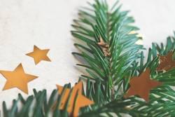 weihnachtliches dekozeugs