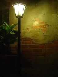 Hofbeleuchtung