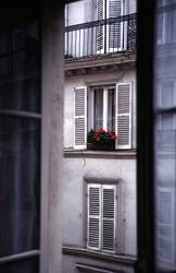 Fenster in Paris