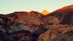 Farbenfroh in der Wüste