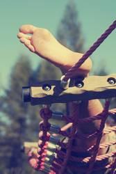 Zeit die Füße hoch zu legen