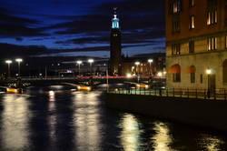 Eines Abends, in der schönsten Stadt der Welt...
