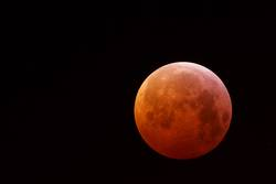 Mondfinsternis 21. Januar 2019