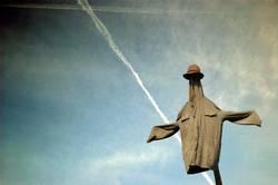 Vogelscheuche