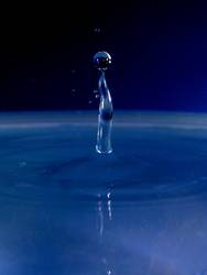 Wassersäule
