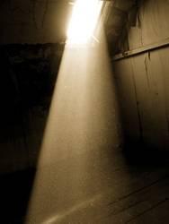 Wenn Licht ins dunkle fällt....