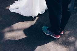 Hippe Hochzeit
