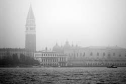 Venedig im Winter II - Der Campanile
