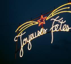 Stern der Weisen - Joyeuses Fêtes