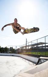 SkatePunk Air