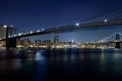 Brooklyn Bridge south view
