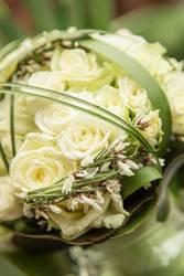 Brautstrauß aus Rosen 2