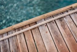 pier board rope