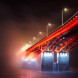 4th bridge Krasnoyarsk