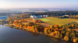Sport center 2019 European Games in Minsk, Belarus.