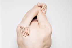 men's health: back massage for diseases