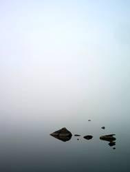 Nebelstimmung am Asnen