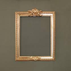 Rahmen ohne Bild