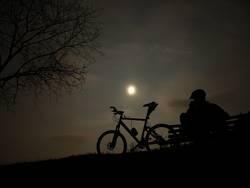 bikin' in the moonlight