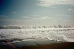 Strand mit Wellen oder auch: el paradiso