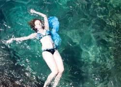 Geheimnisvolle Meerjungfrau