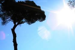 Italien bei 30 °C