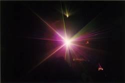 Laser pink