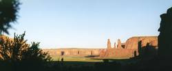 Monument Valley am Morgen