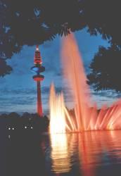 Farbenspiel in Hamburg