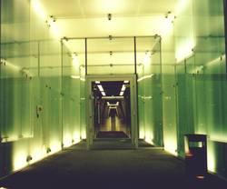 Eingang endlose Weiten